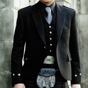 The Argyll Jacket is a more modern kilt jacket