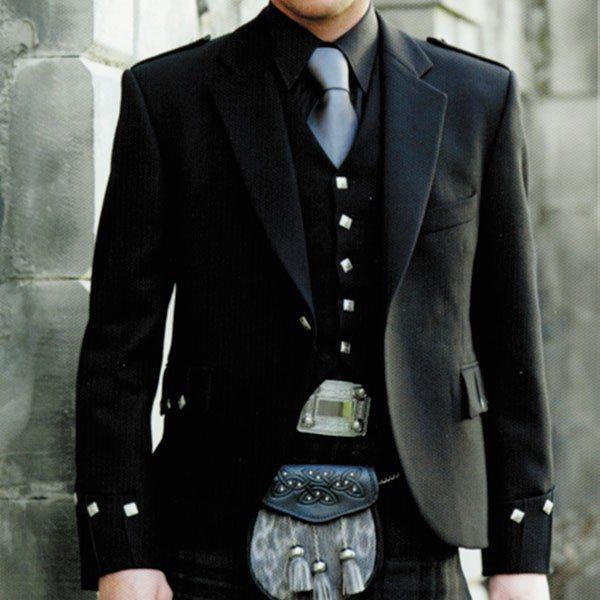The Argyll Jacket is a more modern kilt jacket