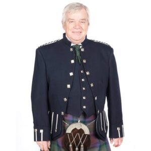 Doublet Kilt Jackets are less common, but still fashionable.