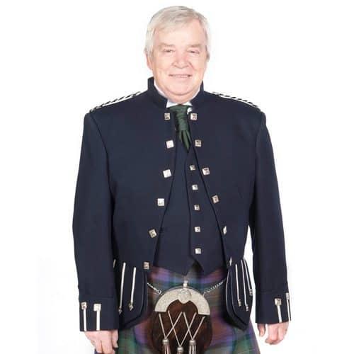 Doublet Kilt Jackets are less common, but still fashionable.