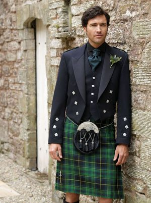 We have a wide range of Irish kilts for sale.