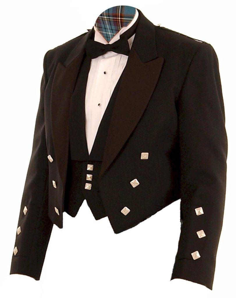Prince Charlie jackets are the most popular kilt jackets