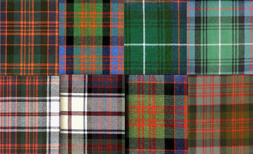 We have a range of custom made kilt tartans for sale.