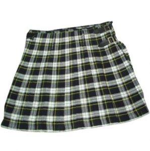 The traditional Dress Gordon kilt is still a favorite.