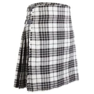 The grey granite kilt is perfect for formal occasions.