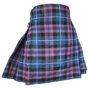 The Honor of Scotland kilt is a modern tartan receiving a lot of attention.