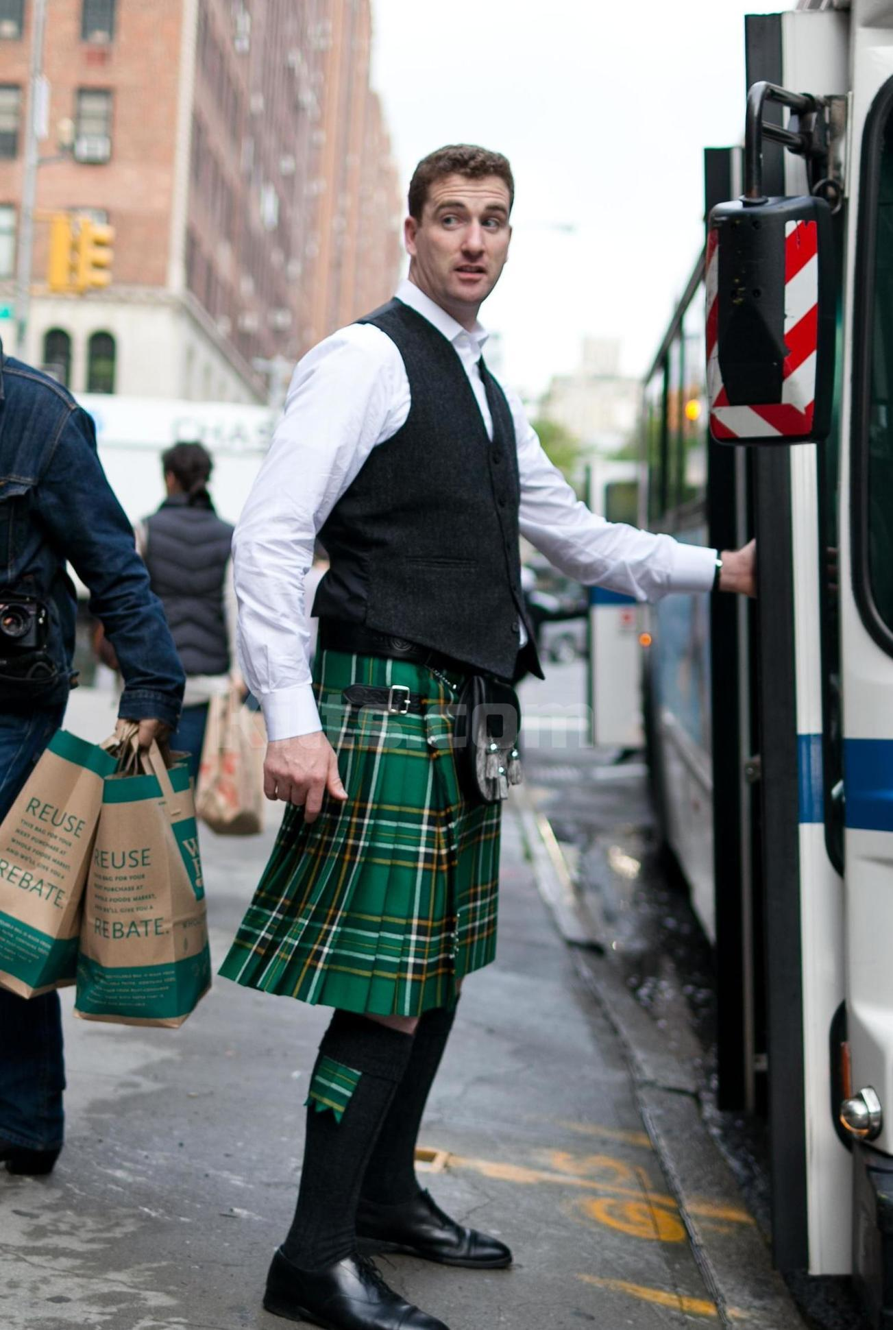 View our 5 Yard Scottish Kilt For Sale.