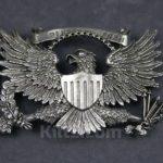 View our unique American Eagle Kilt Belt Buckle for sale.