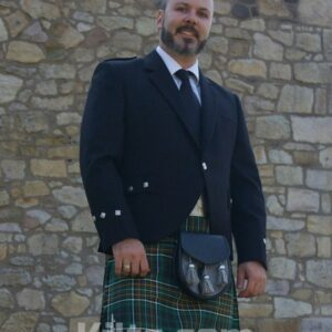 Checck out our Argyll Jacket for sale. Perfect for your kilt outfit.