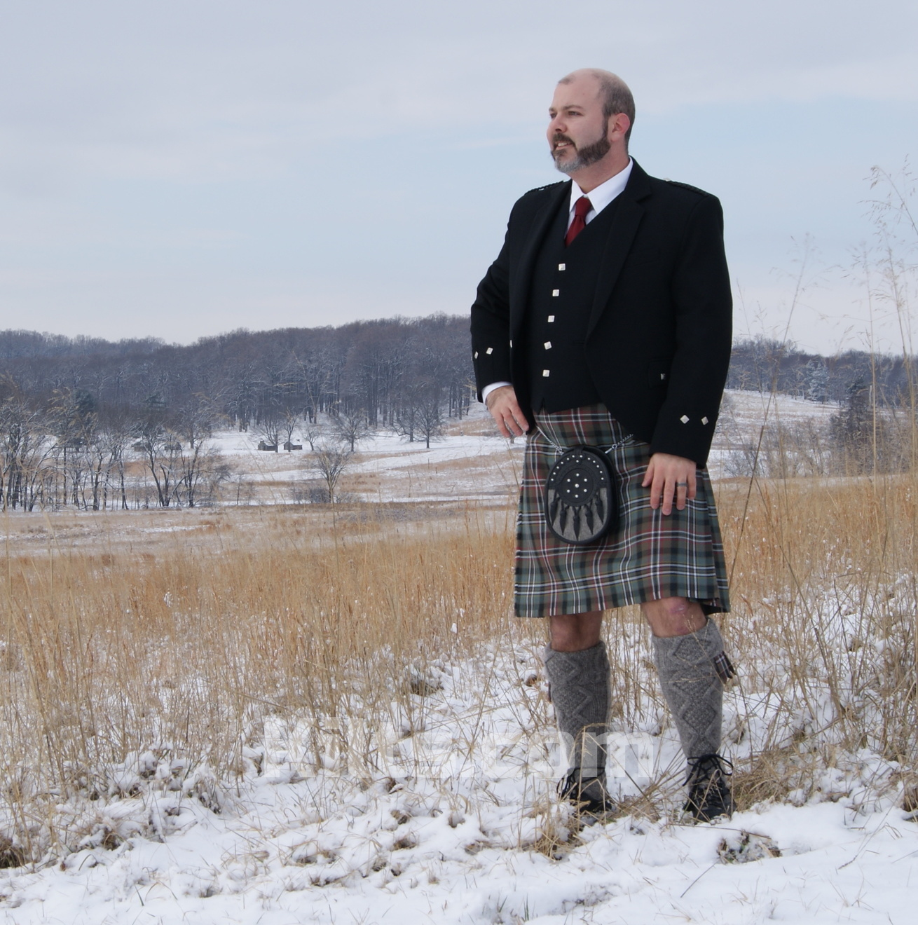 Check out our Argyll Jacket & Vest for Kilts.