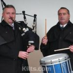 Need a Bagpipe Waterproof Cover or Bandspec Rain Cape?