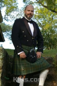 Do you need a Brian Boru Kilt Jacket?