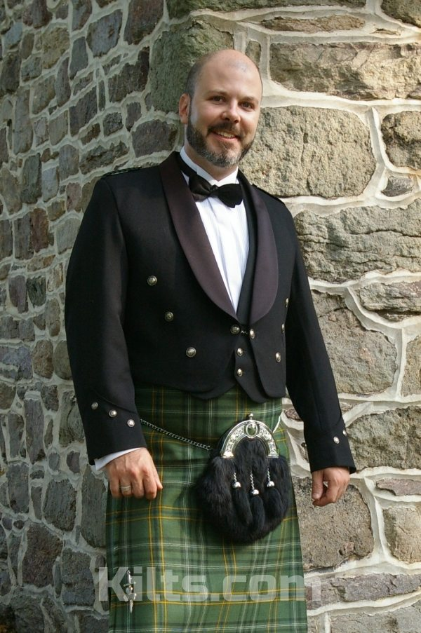 Need a Brian Boru Jacket & Vest for Kilts?