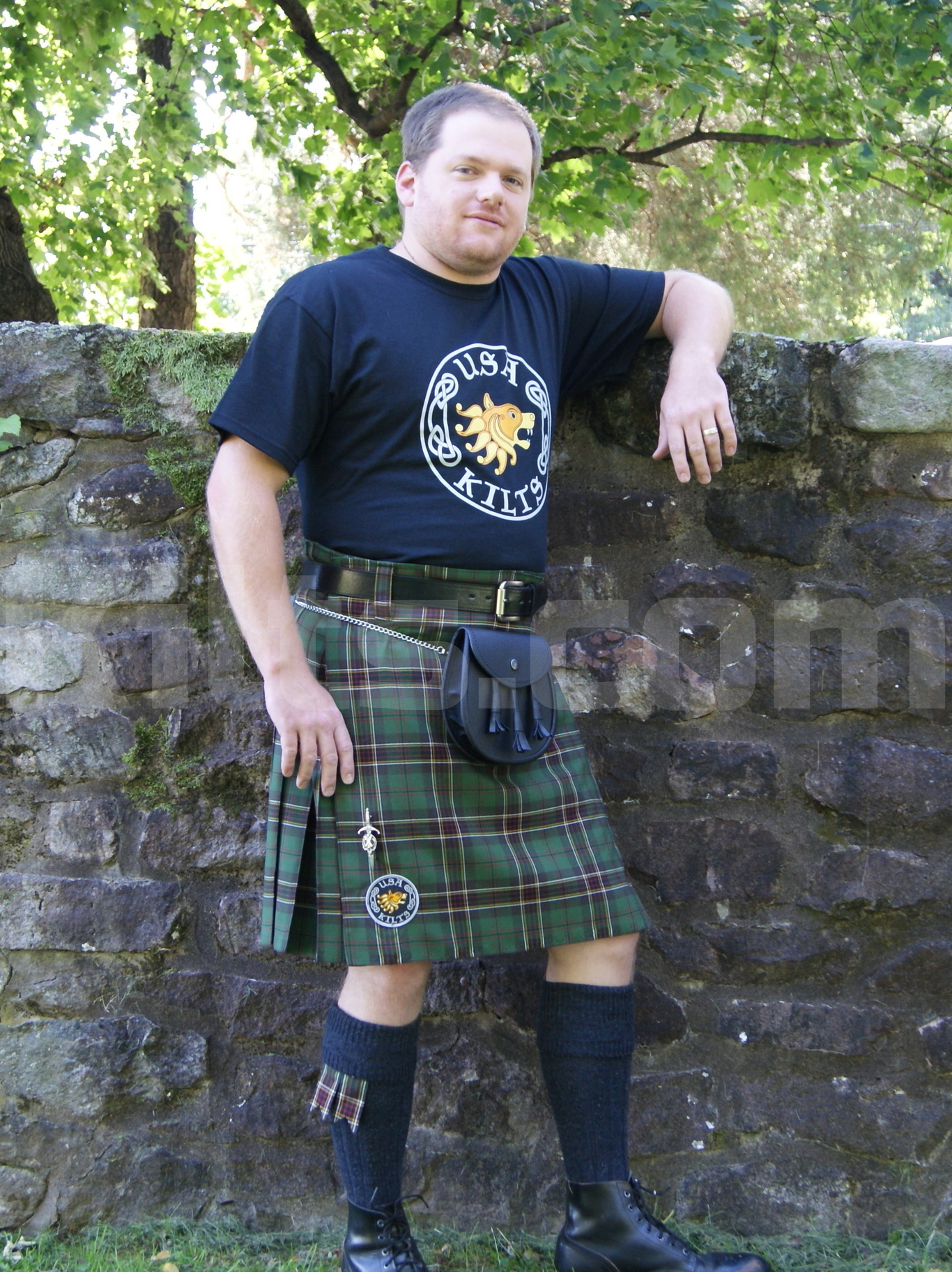 97760a1a608 Casual Kilt - Informal Kilts for Men - Thousands of Tartans - Kilts.com
