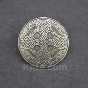 Check out our Celtic Cross Circular Kilt Belt Buckle. One of the best kilt belt buckles for sale.