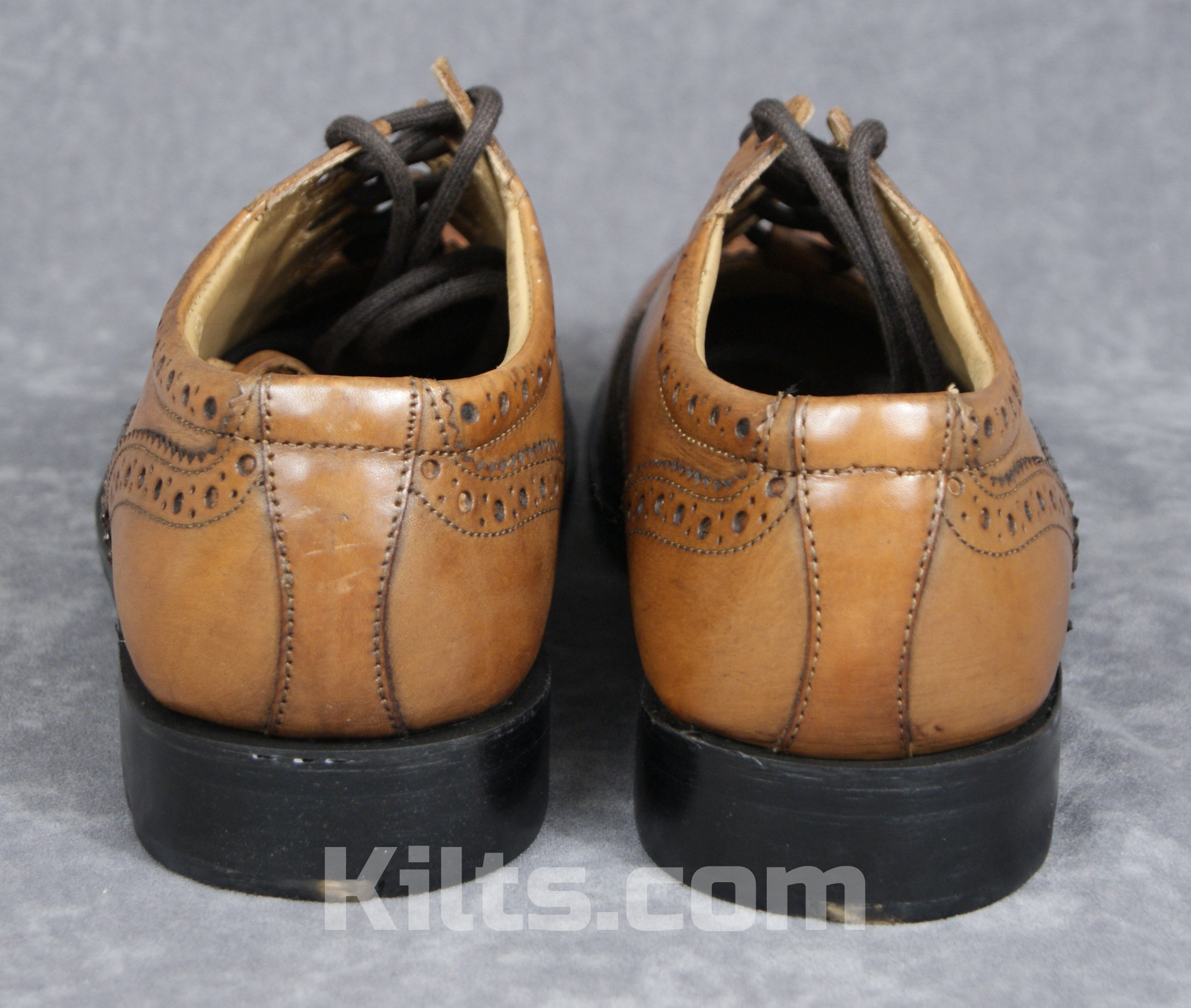 Check out our Culloden Ghillie Brogues for Kilts