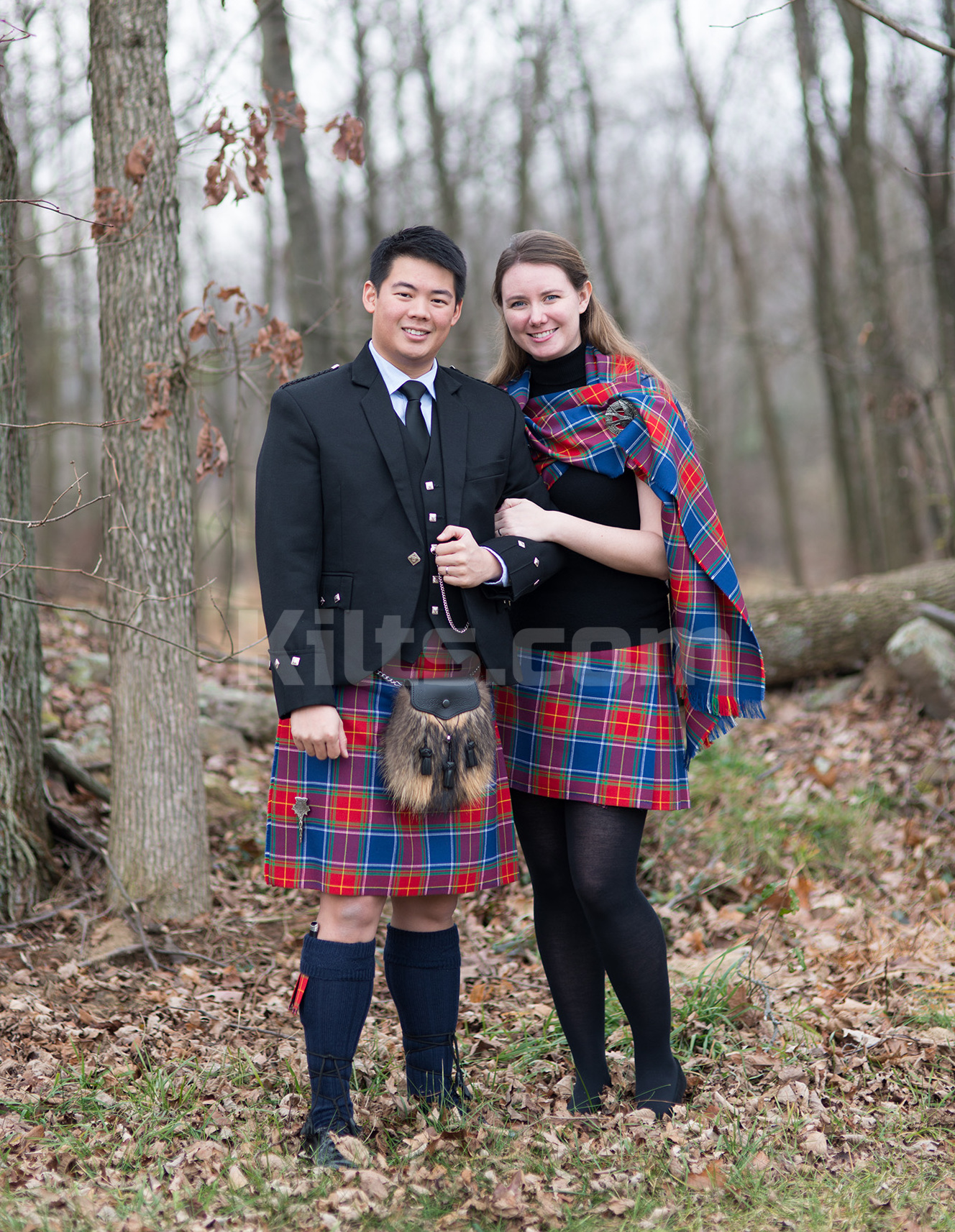 Looking for a Custom Woven Tartan Kilt for sale?