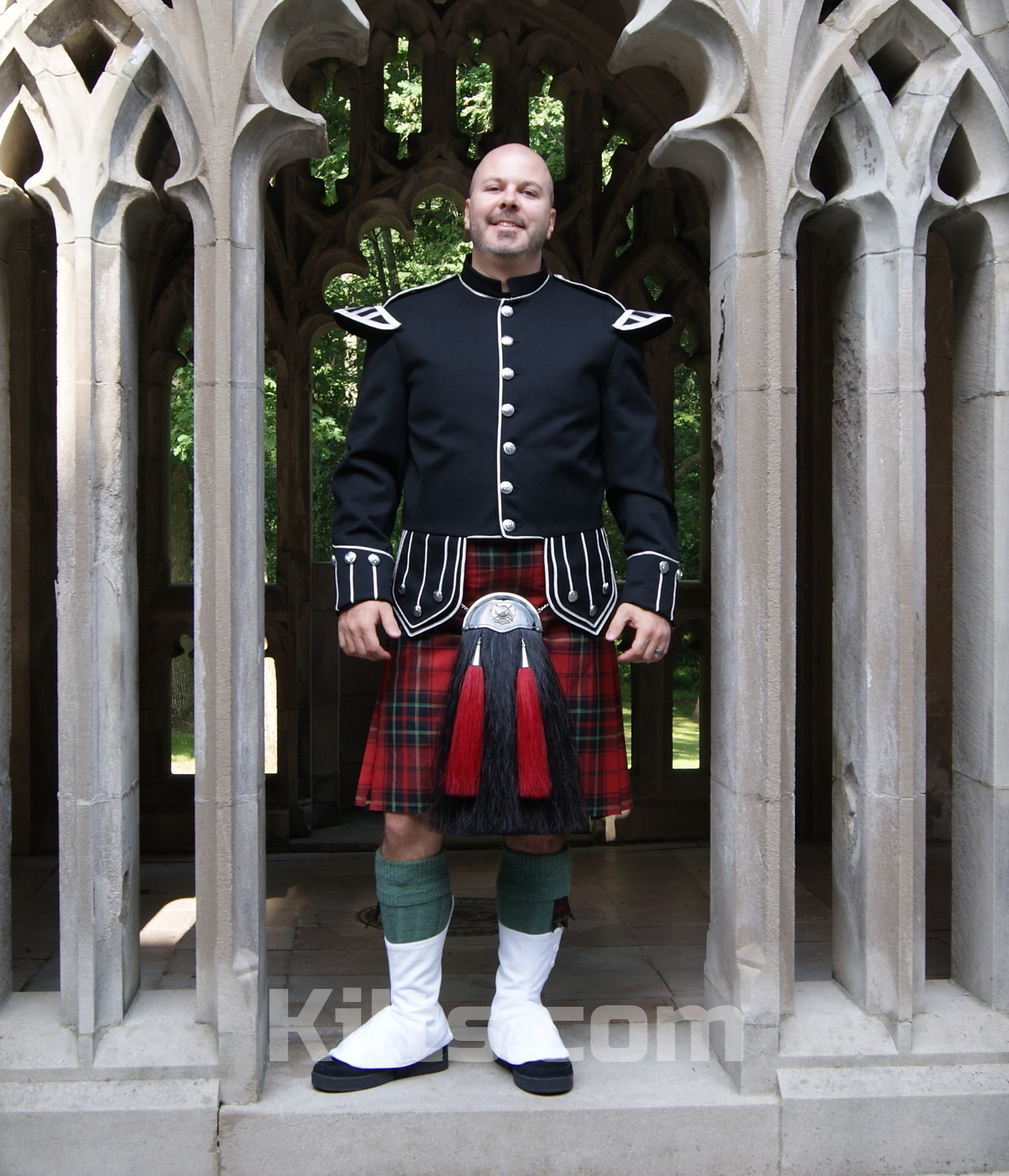 Check out our Doublet Kilt Jacket for sale.