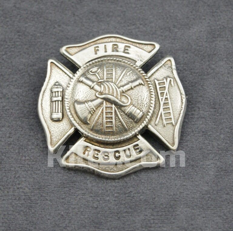 Check out our Firefighter Cap Badge for Sale.