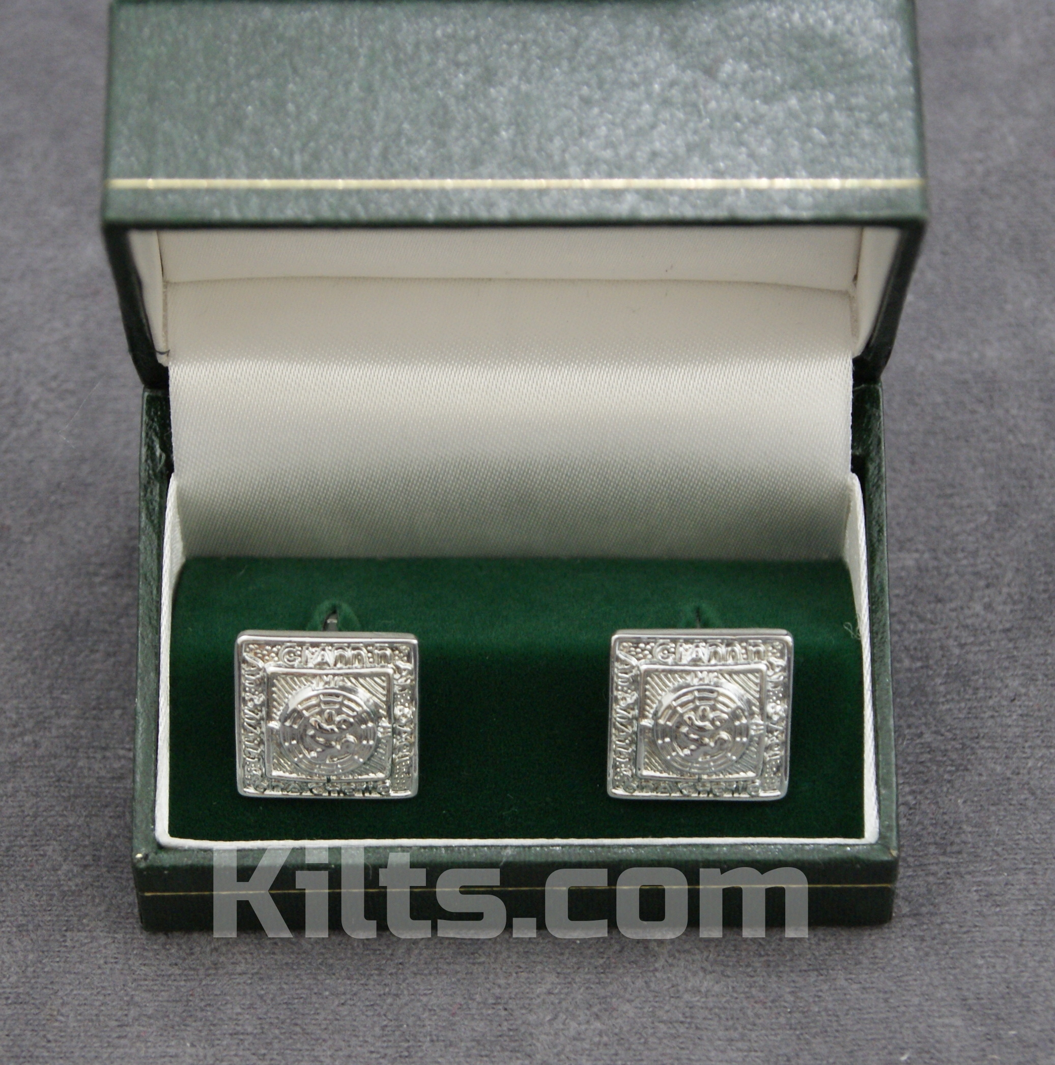 Have a look at our formal button cuff links for your kilt outfit.