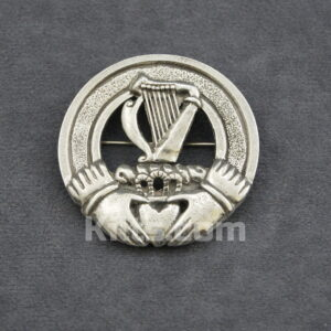 Check out our Harp Cap Badge and other Irish Cap Badges.