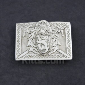 Check out our Heraldic Lion Kilt Belt Buckle for sale.