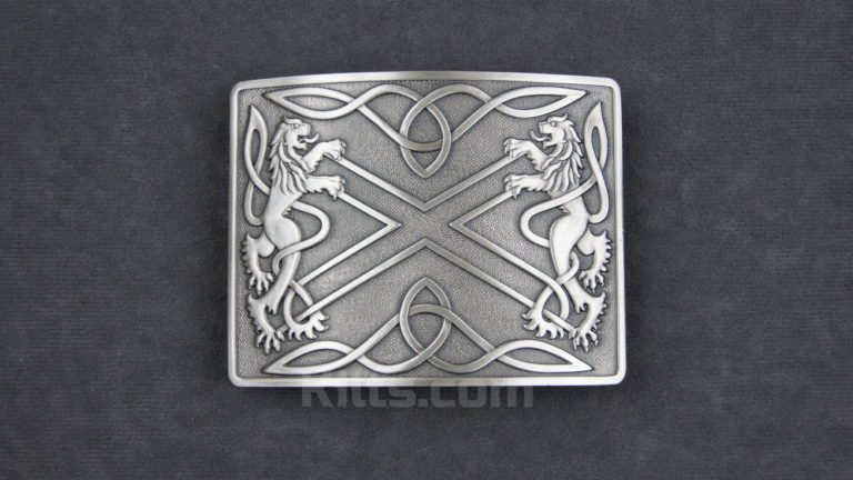 Check our our Highland Saltire Kilt Belt Buckle for sale.