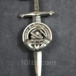 Check out our Irish Clan Crest Kilt Pin for sale.