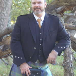 Check out our Kilkenny Jacket and Vest for Kilts.