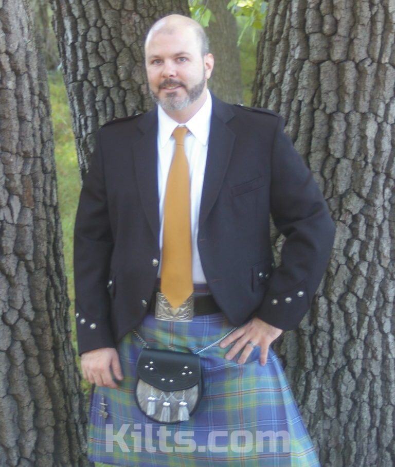 Check out our Kilkenny Jacket for Kilts.