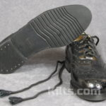 Our Kilt Shoes for Pipers are very high quality