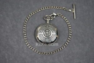 Check out our Knotwork and Thistle Pocket Watch.