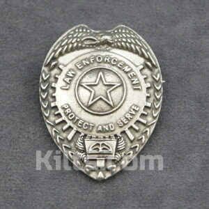 Check out our Law Enforcement Cap Badge for Sale.