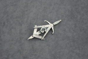 Looking for a Masonic Kilt Pin?