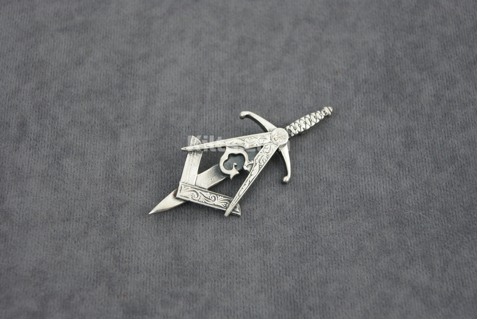 Looking for a Masonic Kilt Pin?