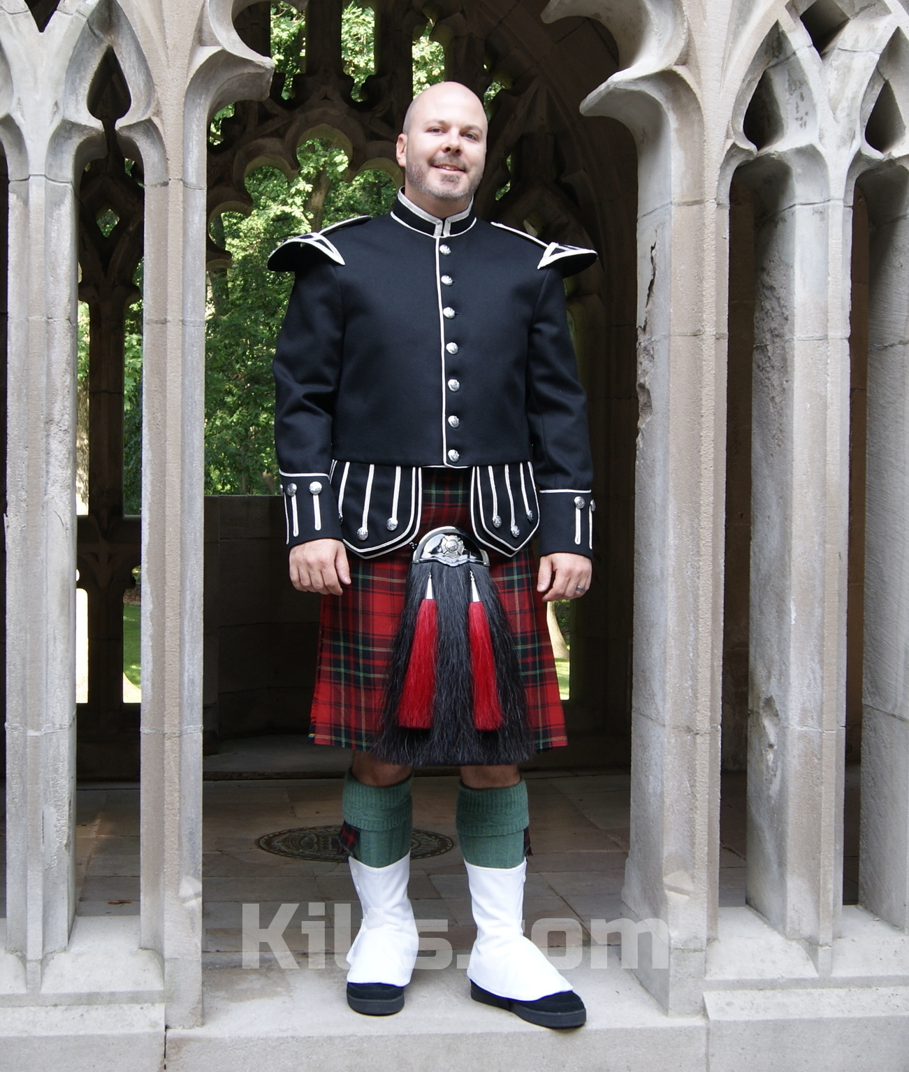 Do you need a Military Doublet Jacket for Kilts?