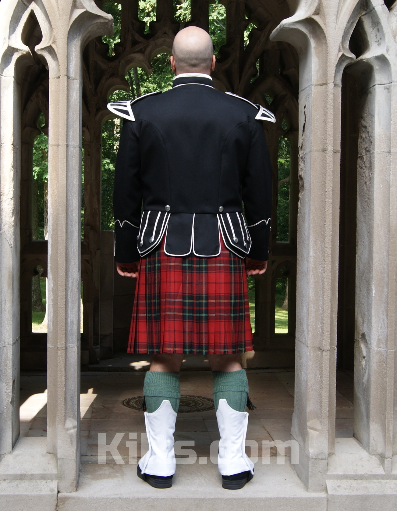 Here is our Military Kilt Doublet for sale.