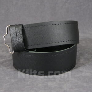 Here is our fantastic Pebble Grain Kilt Belt for sale.