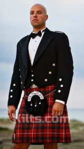 Looking for a Prince Charlie Jacket and Vest?