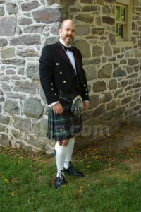 View our Prince Charlie Jacket for Kilts for sale.