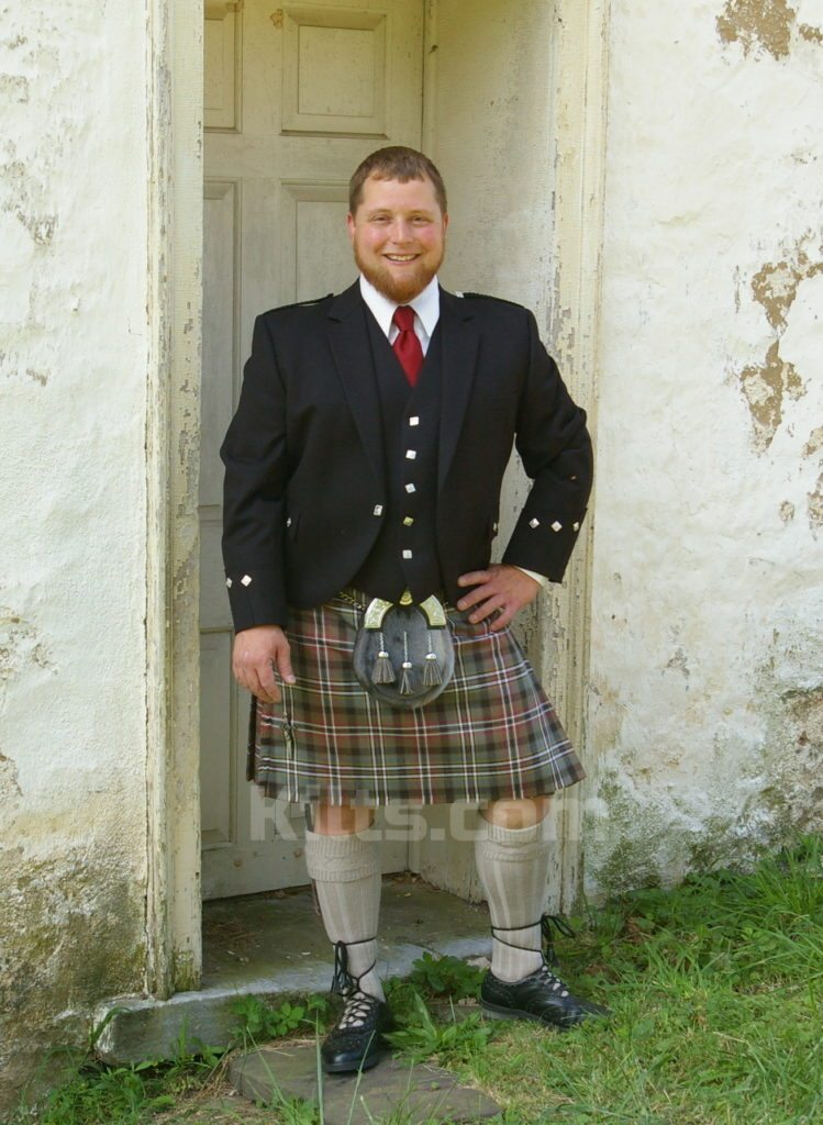 Check out our Scottish 8 Yard Kilt For Sale.