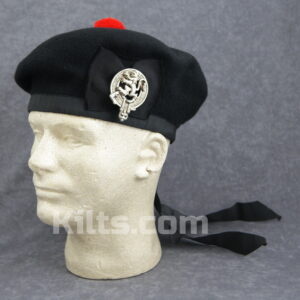 Check out our Scottish Balmoral Hat for Sale.