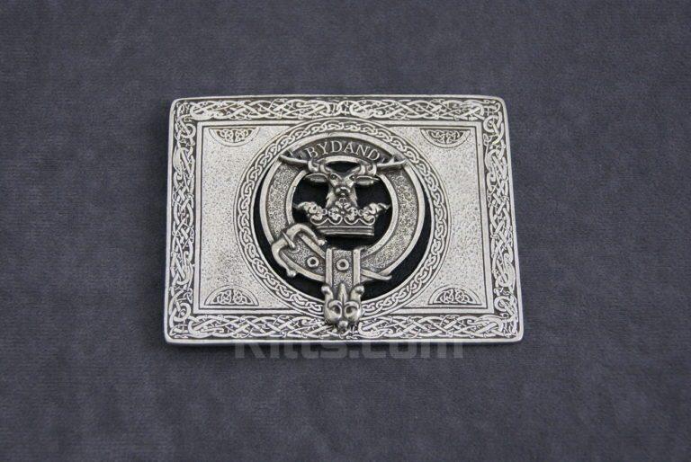 Have a look at our Scottish Clan Crest Kilt Belt Buckle for sale.