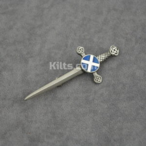 Check out our Scottish Flag Saltire Kilt Pin.
