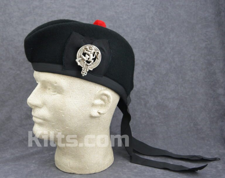 Check out our Scottish Glengarry Hat for Sale.