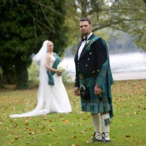 Scottish Prince Charlie Jacket