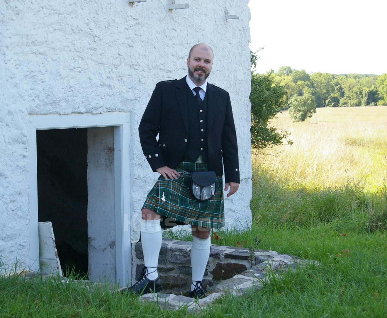 Check out our Scottish Semi Traditional Kilt for sale.