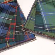 Need a Wool Tartan Swatch or a Tartan Sample for your Kilt?