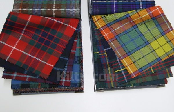 Looking for a Tartan Sample for Kilt?