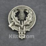 Check out our Thistle Cap Badge & other Scottish Cap Badges for Sale.